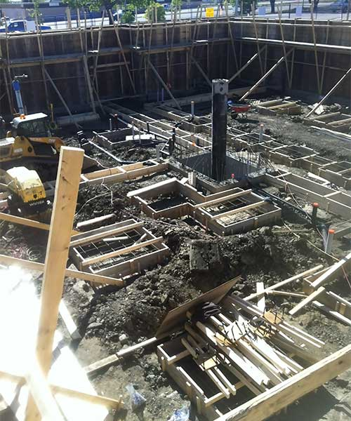 Home Contracting & Foundations